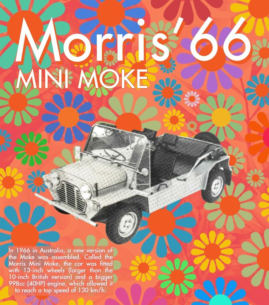 THE MORRIS MINI MOKE