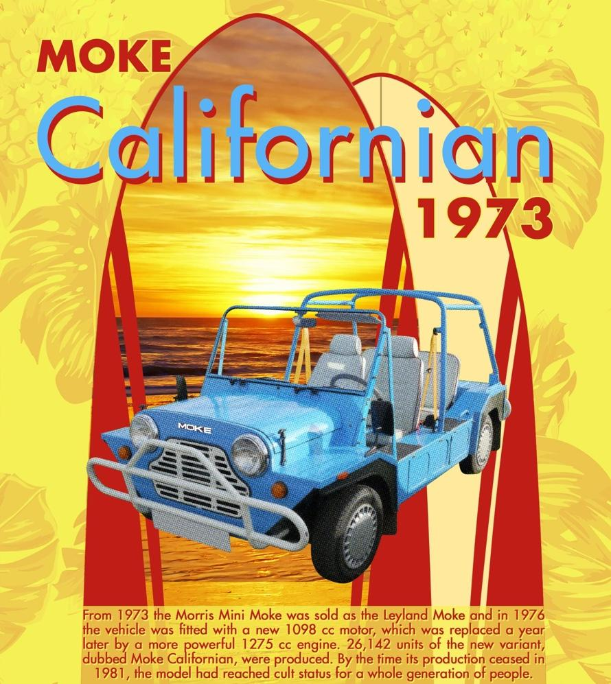 THE MOKE CALIFORNIAN