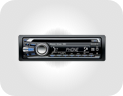 Radio: AM/FM/USB/Bluetooth w/ 2 side speakers